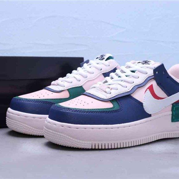 Nike Shoes Wmns Air Force 1 Shadow Mystic Navy Ci0919 400 Poshmark